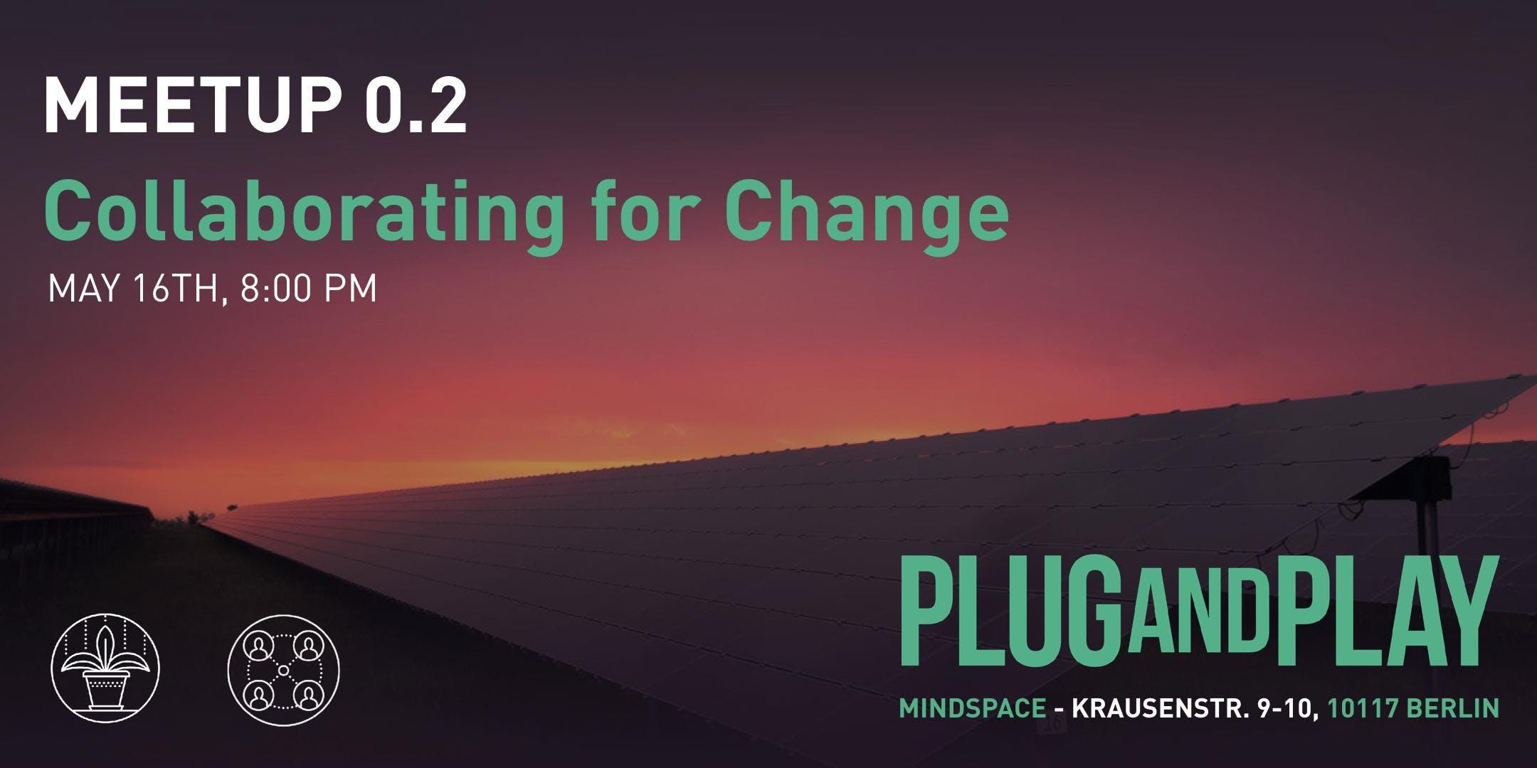 PLUG AND PLAY BERLIN MEETUP 0.2