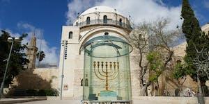 Landausflug von Haifa nach Jerusalem & Totes Meer...
