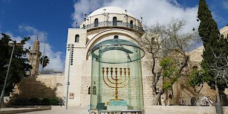 Landausflug von Haifa nach Jerusalem & Totes Meer (AID* BL**) tickets