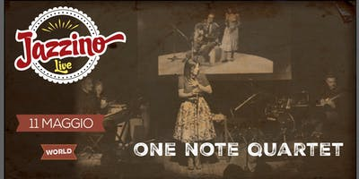 One Note Quartet live at Jazzino