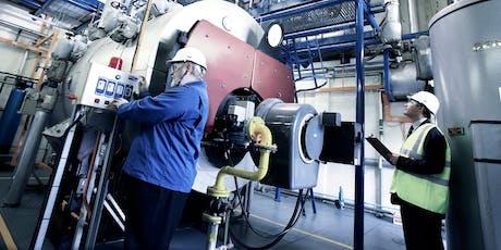Basic Steam Boiler Operator Training - October 2019 tickets