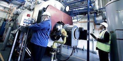 Intermediate Steam Boiler Operator Training - May 2019