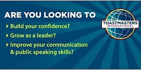 Waitara Windbags Toastmasters Club - Public Speaking and Leadership Skills tickets