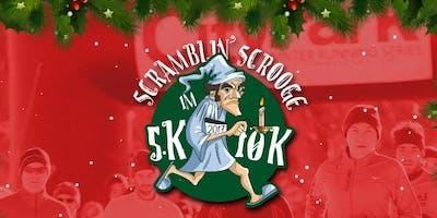 Scramblin' Scrooge 1M/5K/10K & Youth Fun Run 2018