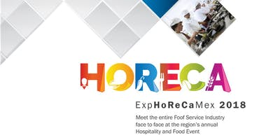 EXPO HORECA MEXICO 2018