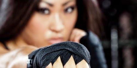 XtremeFit Kickboxing with Nina tickets