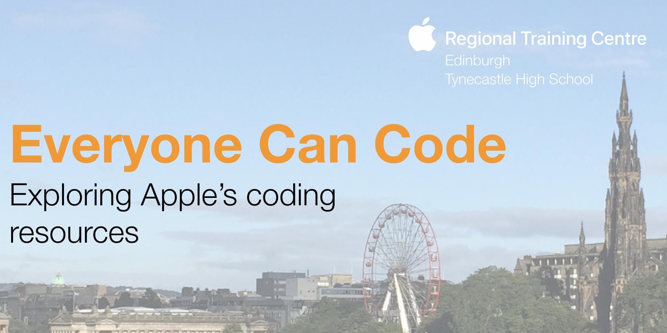 Everyone Can Code