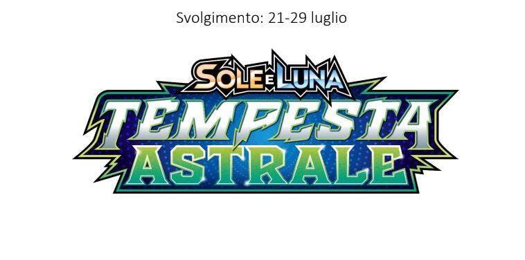 Sole & Luna - Tempesta Astrale - Prerelease d