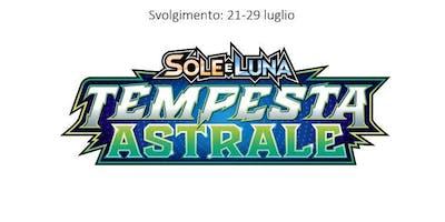 Sole & Luna - Tempesta Astrale - Prerelease da ABC #1
