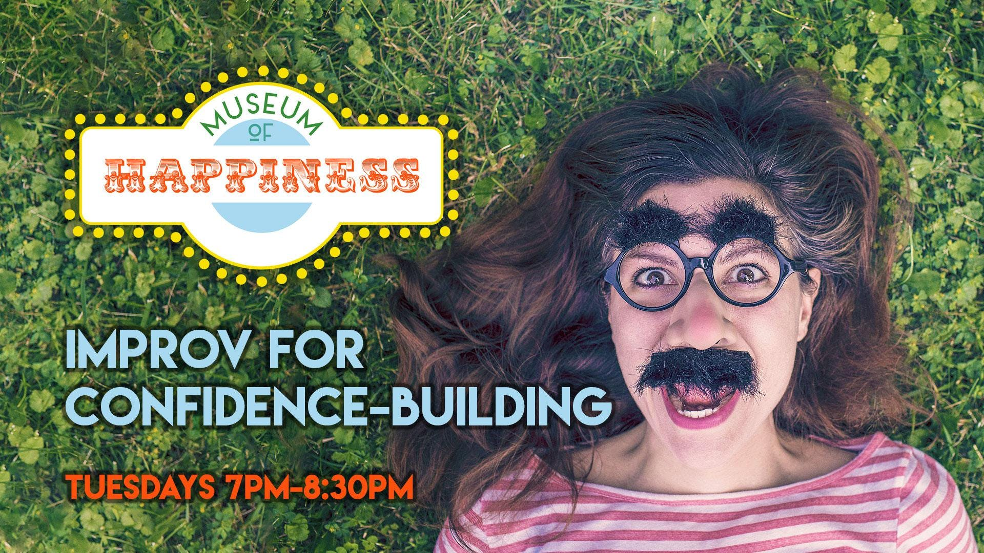 Improv for Confidence-building - Weekly Class