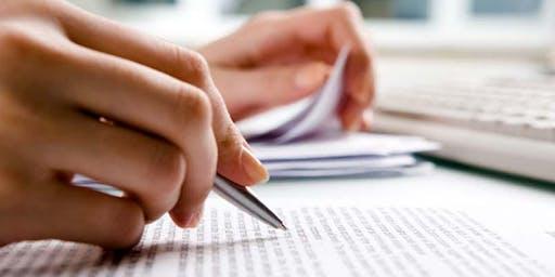 Advanced Writing Training