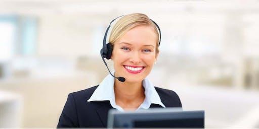 Receptionist Training