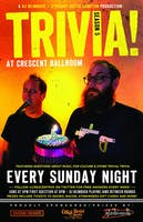 TRIVIA NIGHT! FOOD & DRINK SPECIALS