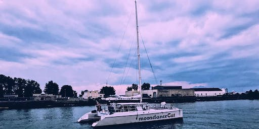 Live Music Sailboat Cruise Aboard The MoondanceCat