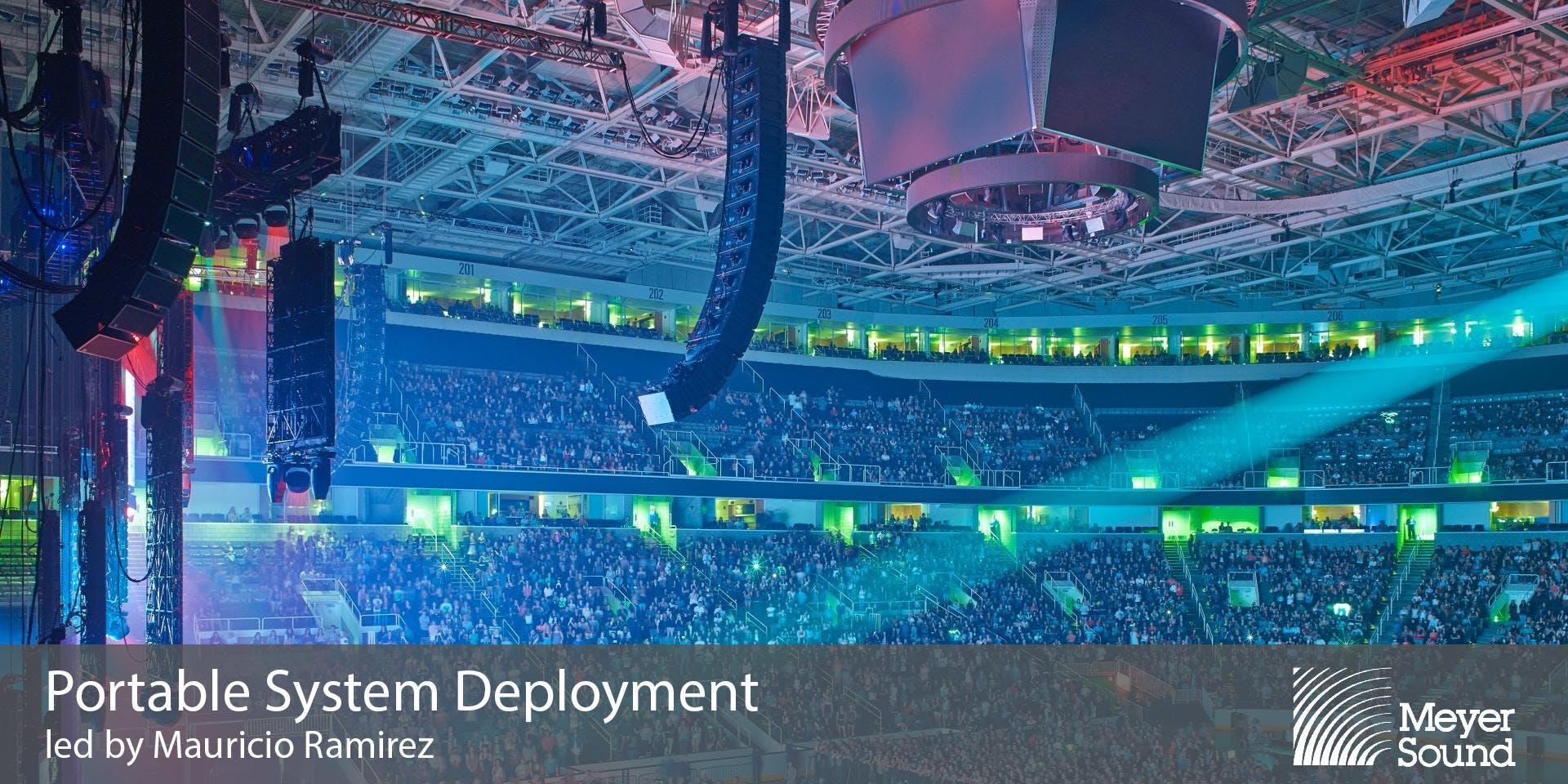 Portable System Deployment | Bangalore 2018