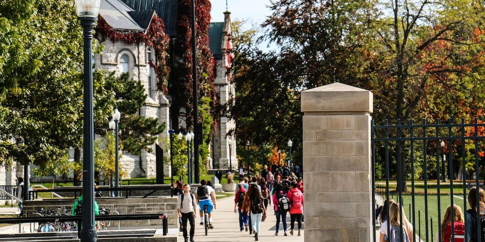 Image result for queen's university campus