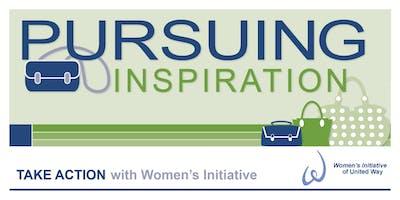 Pursuing Inspiration - 2018