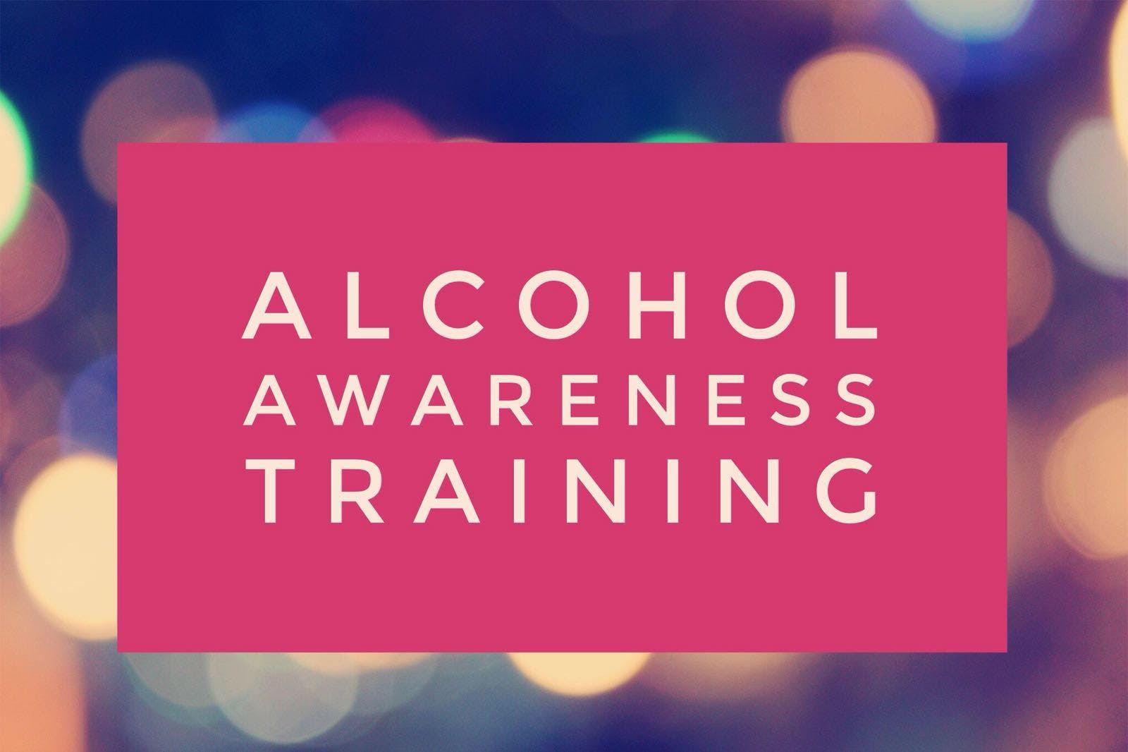 Alcohol Awareness For Professionals