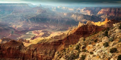Adam Schallau - Chasing the Light - Monsoon at the Grand Canyon