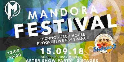 Mandora Festival 2018