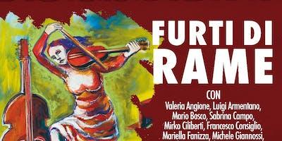Furti di Rame, il 28 e 29 aprile al Teatro del Carro di Molfetta lo spettacolo dedicato a Franca Rame e Dario Fo.