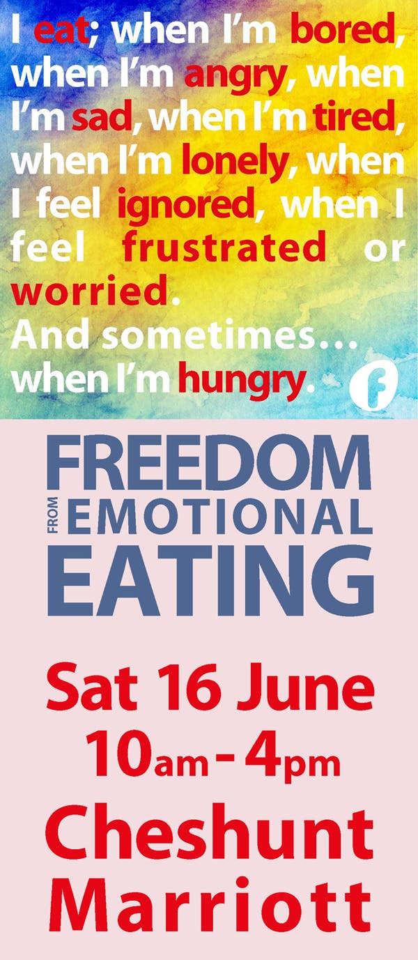 Finding Freedom from Emotional Eating
