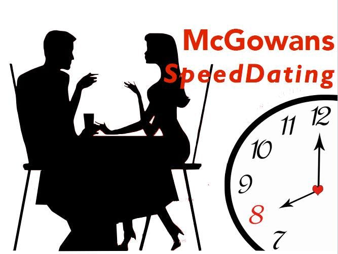 Speed Dating at McGowans