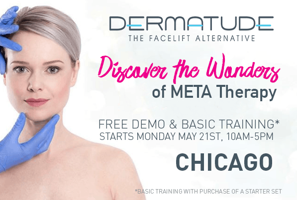 Discover Dermatude; The Facelift Alternative