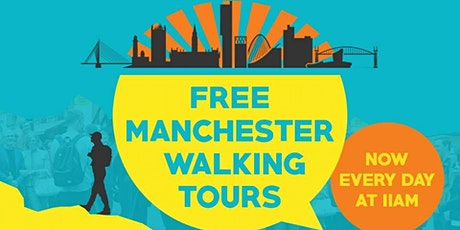 Free Manchester Walking Tours tickets
