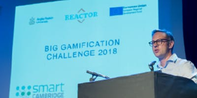REACTOR: Big Games Pitch 2019