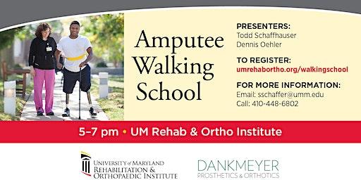 Amputee Walking School