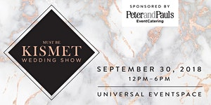 Must Be Kismet - South Asian Wedding Show Sept 2018