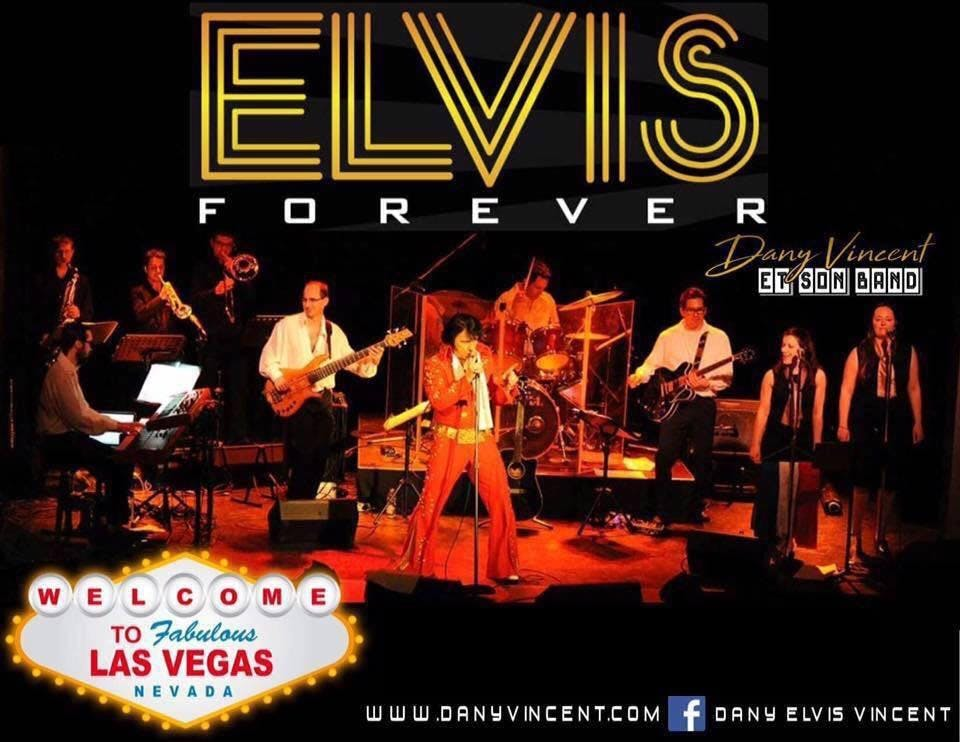 Elvis (hommage par Dany Vincent)