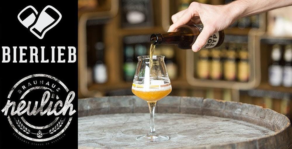Bierlieb Craft Beer Seminar