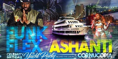 The UPN Presents Funk Flex Celebrity Birthday Cruise II ft. R&B Diva Ashanti