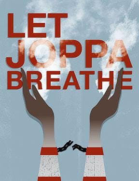 LET JOPPA BREATHE - A Benefit for Clean Air i