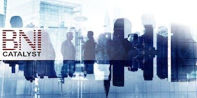 BNI Catalyst Business Networking Breakfast Sydney