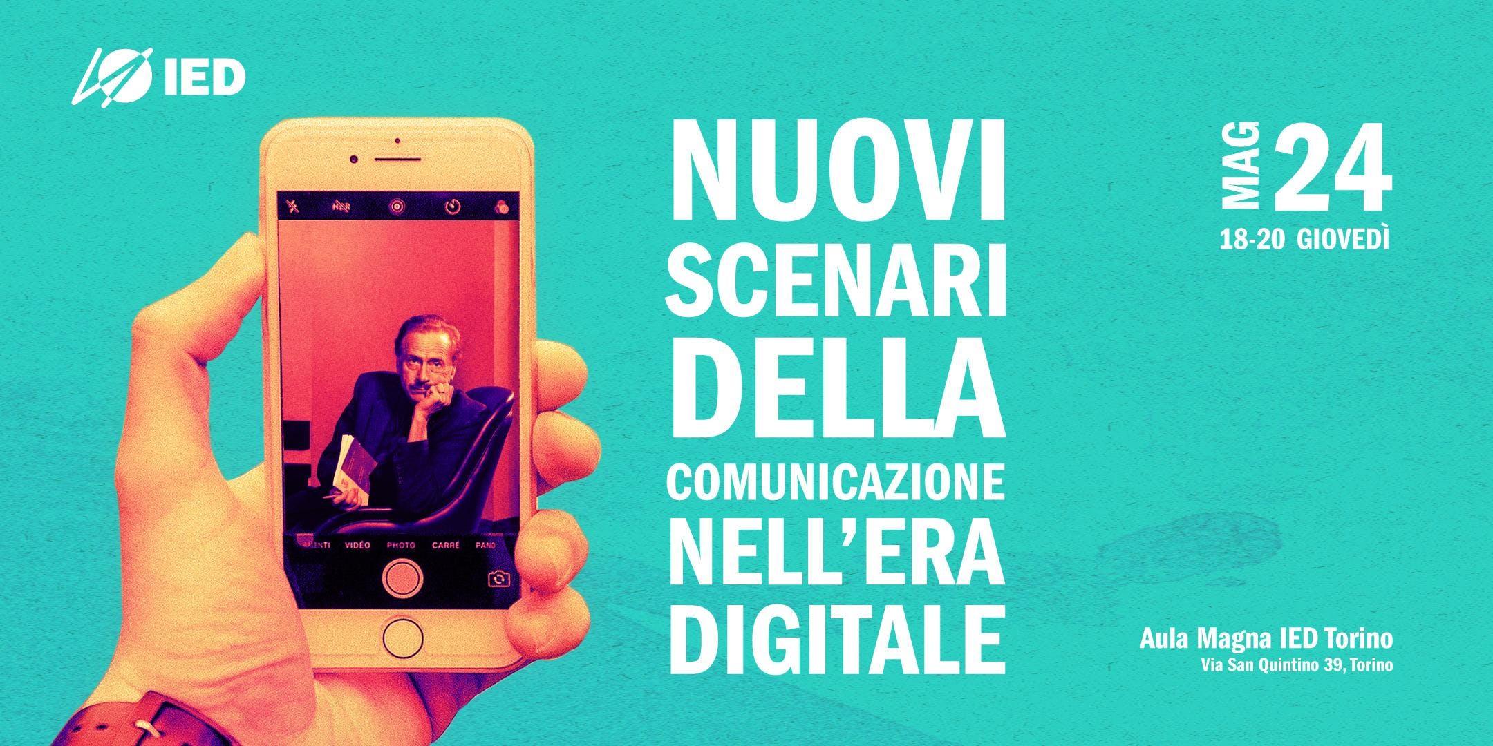 Nuovi Scenari della Comunicazione nell'Era Di