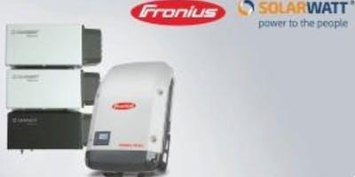 Scopri il Sitema di Accumulo Solarwatt e Fronius