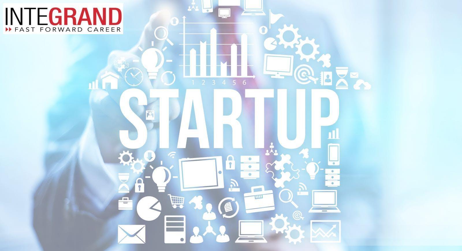 Integrand Start-up Tour 2018 - powered by Jul