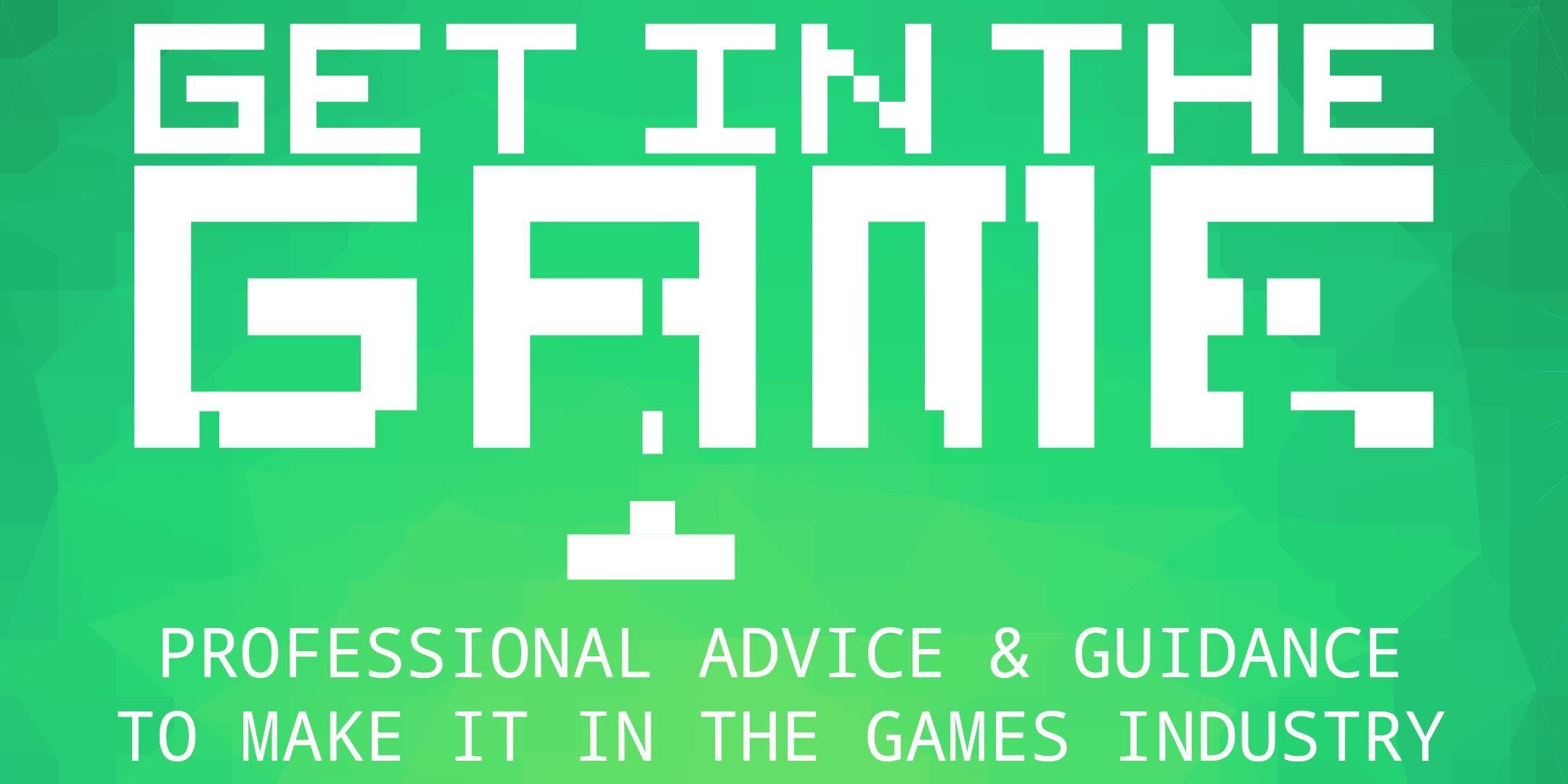Get In The Game Careers Talks; SAE