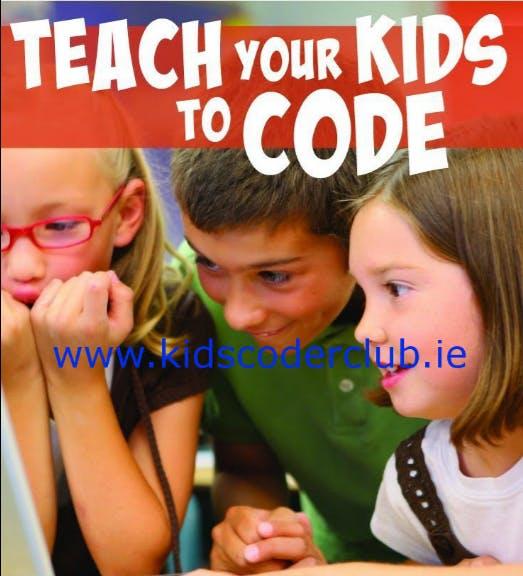 Wexford Week 4 - Kids Computing and Coding Summer Camp