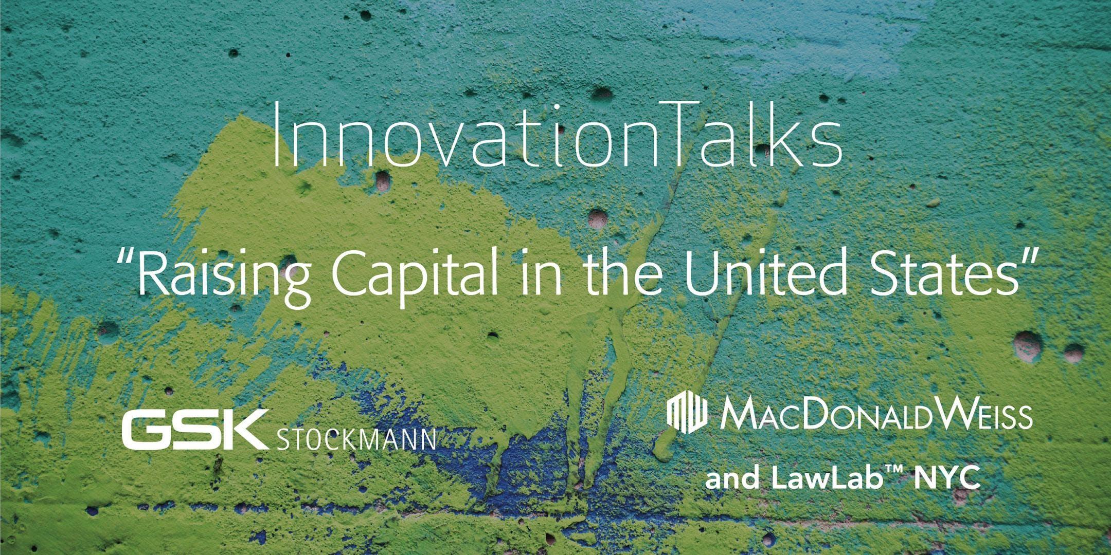Raising Capital in the United States – Munich