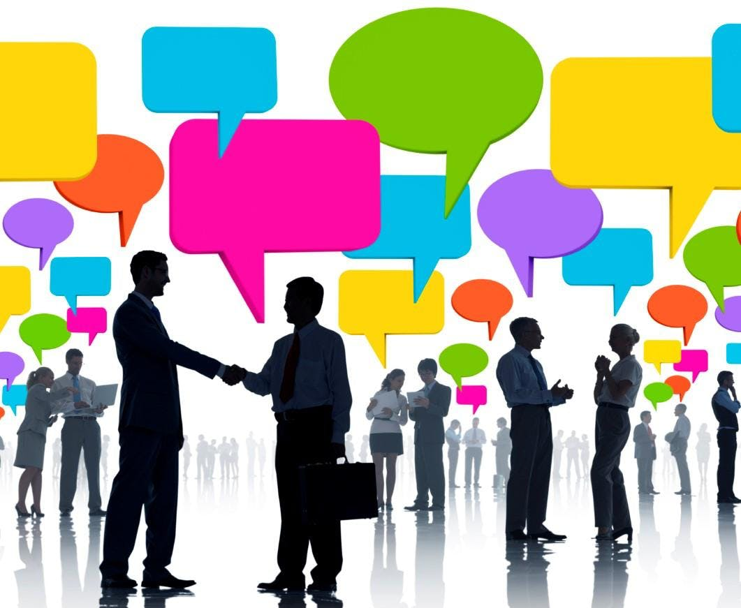 Meeting about Networking Guide Trick for Entrepreneur