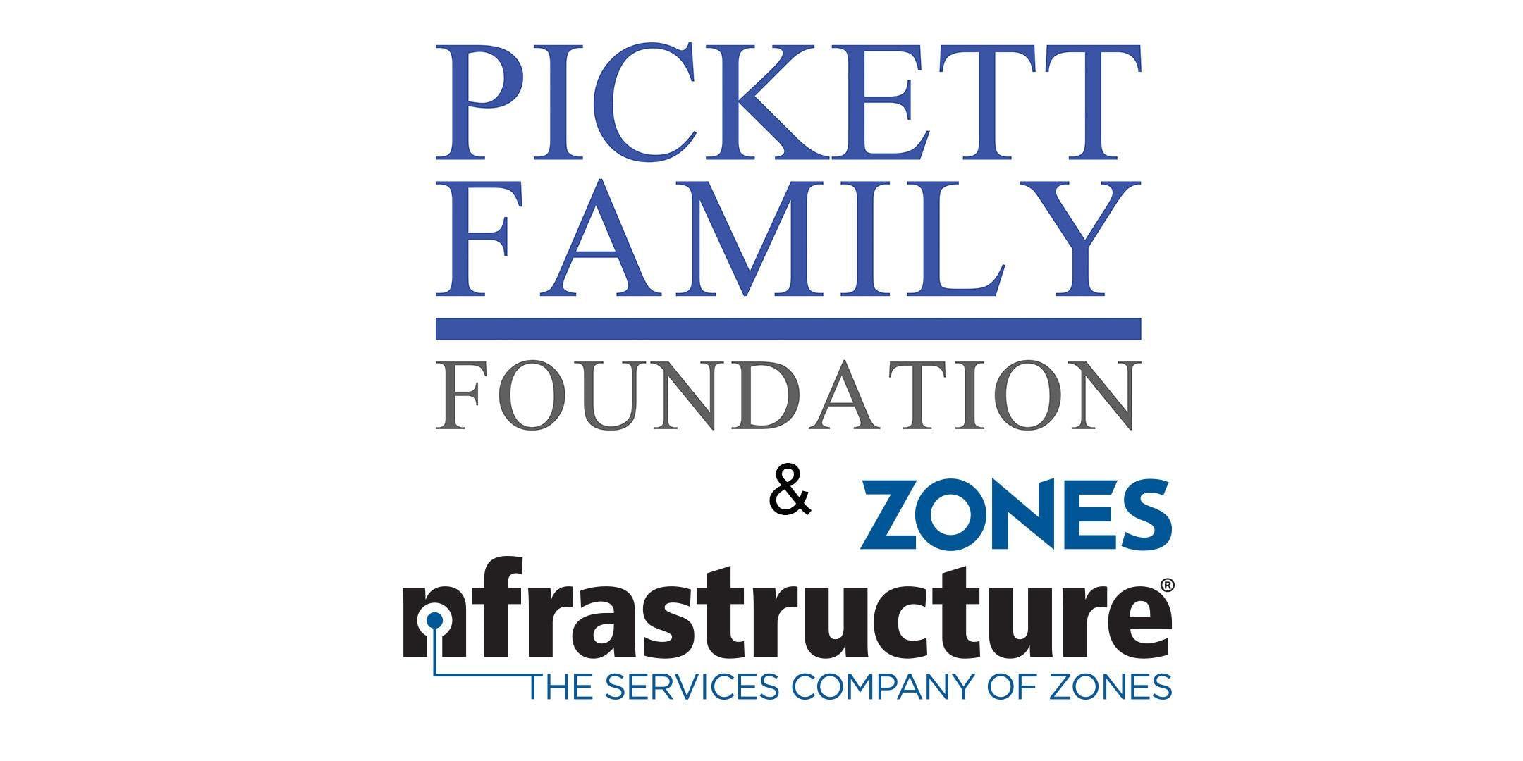 Pickett Family Foundation & Zones nfrastructu