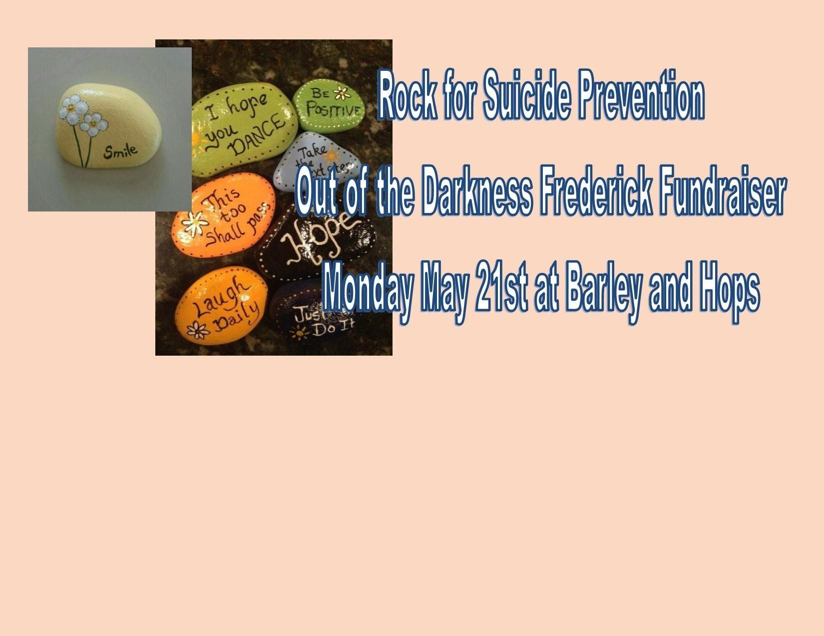 Rock for Suicide Prevention