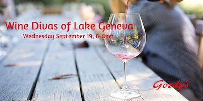Gordys Wine Divas of Lake Geneva - September 19, 2018