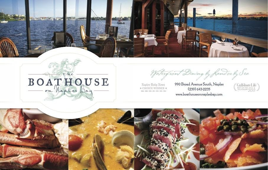 The Boathouse on Naples Bay's Smooth Jazz Weekends with Mason Williams!