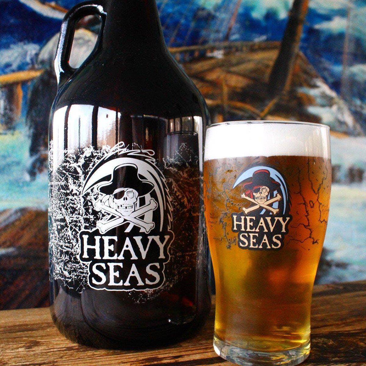 Heavy Seas Beer Tasting