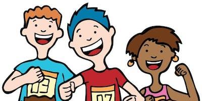 Active Schools Park Fun Run - Cambuslang Park (3rd run of 4 in series)